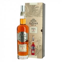 DZAMA 5 ans finition Fût de Cognac Rhum de Madagascar 70 cl