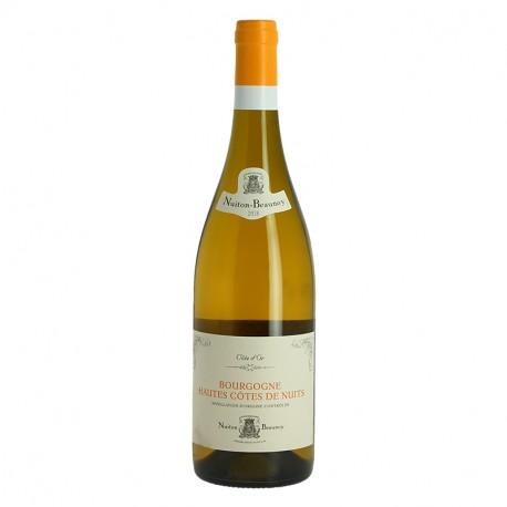 Bourgogne Blanc Hautes Côtes de Nuits par Nuiton Beaunoy