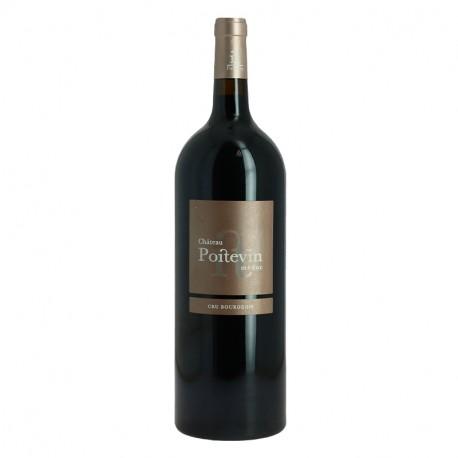 Château POITEVIN Médoc Cru Bourgeois 2016 Magnum de vin rouge de Bordeaux