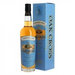 Blended Whisky Oak Cross par Compass Box