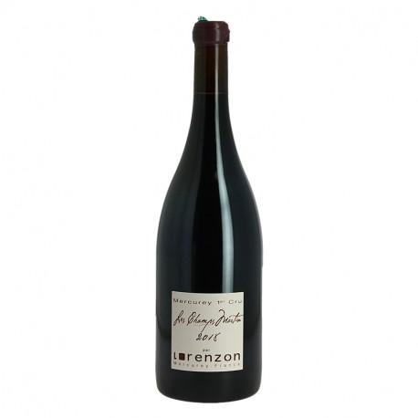 LORENZON Mercurey Vin de Bourgogne Rouge 1er Cru Champs Martin