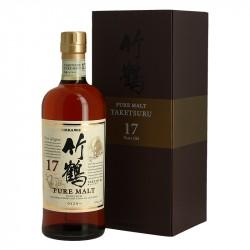 Nikka Taketsuru 17ANS Whisky Japonais