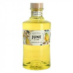 JUNE by G'Vine Liqueur de Gin Poire Cardamome