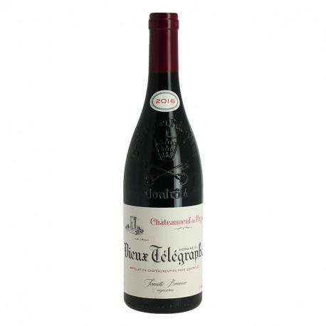 Domaine du Vieux Télégraphe 2016 Châteauneuf du Pape Vin Rouge