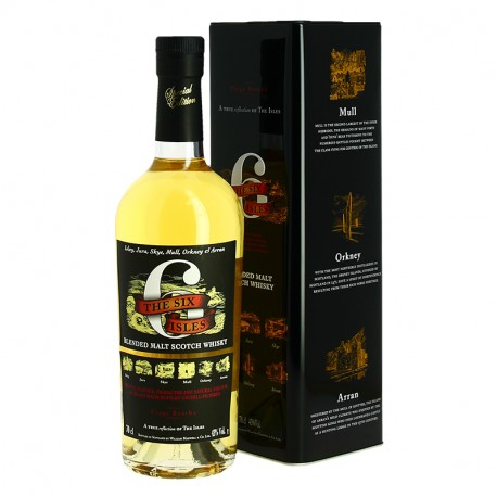 The 6 Isles 70 cl