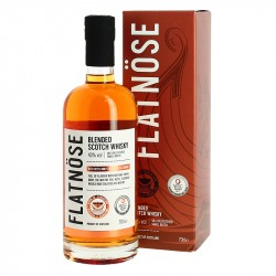 Flatnöse Blend Scotch Whisky d'Islay 43°