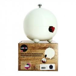 Maxiboul Blanc pour bib 5 Litres by Laboul