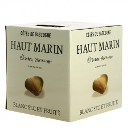BIB HAUT MARIN 3L Blanc Sec et Fruité