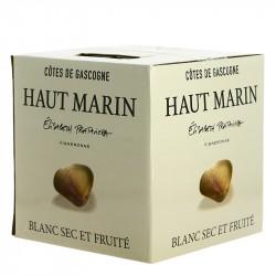 BIB HAUT MARIN 3L Vin Blanc Sec et Fruité