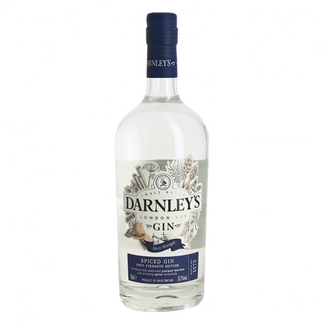 DARNLEY'S Spiced Gin NAVY STRENGTH Edition 57.1%