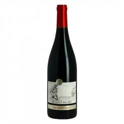 Le Loup  du Pic Vin du Languedoc Château Puech Haut Pic Saint Loup
