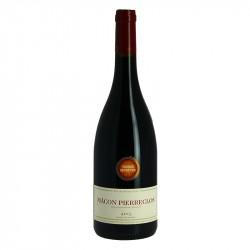 Macon Vin Rouge de Bourgogne Pierreclos des Terres Secrètes