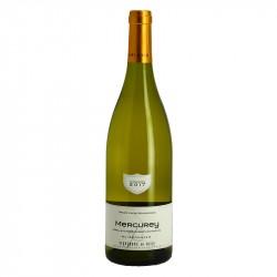 Mercurey Blanc Buissonnier Vignerons de Buxy Vin de Bourgogne