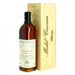 BLOSSOMING AULD SHERRIED Whisky Michel COUVREUR 70 cl