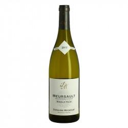 Meursault Sous La Velle Domaine Michelot Vin Blanc de Bourgogne