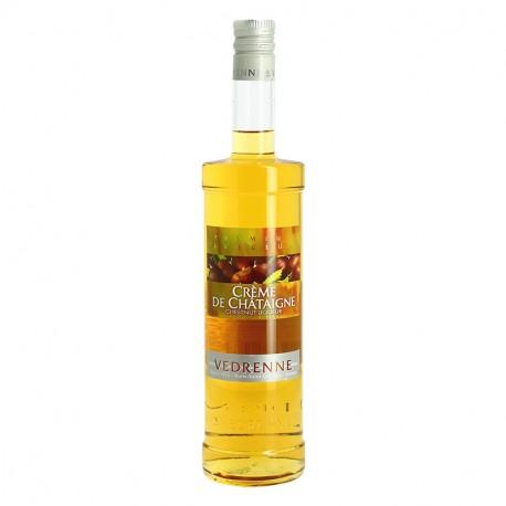 Liqueur Crème de Châtaigne Vedrenne 70cl