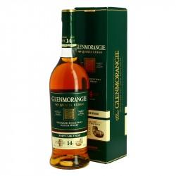 GLENMORANGIE 14 ans Quinta Ruban Fut de Porto Highland Whisky