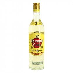 Rhum Havana Club 3 ans Rhum de Cuba