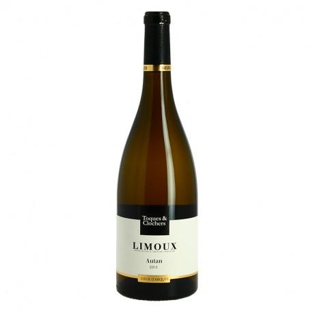 Autan Vin Limoux Toques et Clochers Chardonnay Vin Blanc du Languedoc