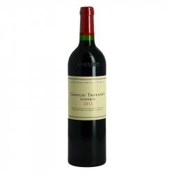 Château TROTANOY Vin de Bordeaux Appellation POMEROL 2013