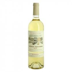 Chateau Vannières Bandol Vin Blanc de Provence