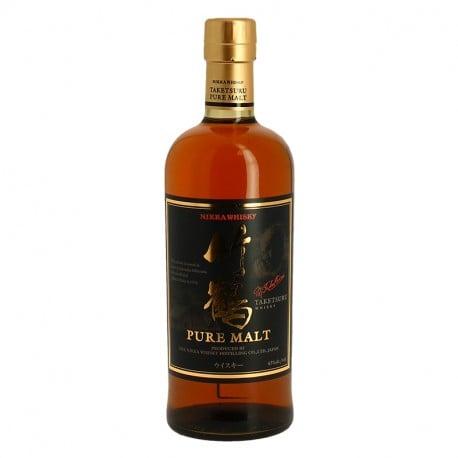 NIKKA Pure Malt TAKETSURU Whisky JAPONAIS 70 cl