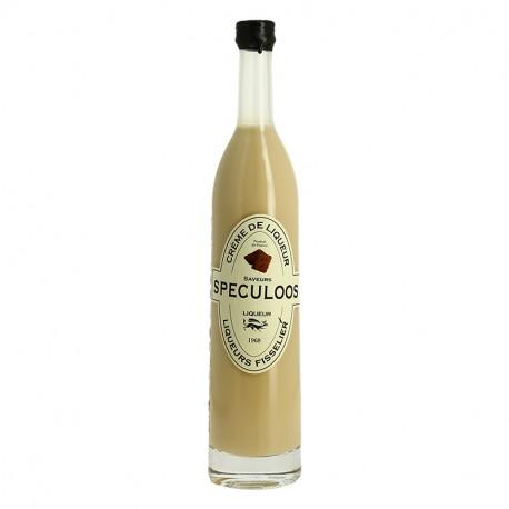 Crème de Liqueur de Speculoos par Fisselier 50 cl