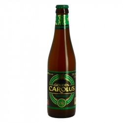 CAROLUS HOPSINJOOR Bière Belge Blonde 33 cl