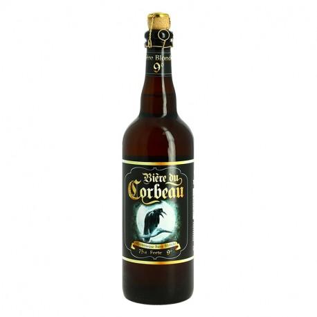 bière du Corbeau Blonde 75 cl