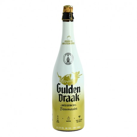 Gulden Draak 10.5 The Brewmasters Edition finition fut de whisky 75 cl