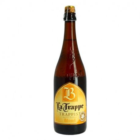 La Trappe Bière Trappiste Blonde de Hollande 75cl