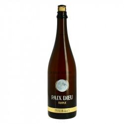 Paix Dieu Bière Belge Triple 75 cl Bière Brassée à la Pleine Lune