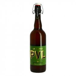 PVL Bière TRIPLE Artisanale