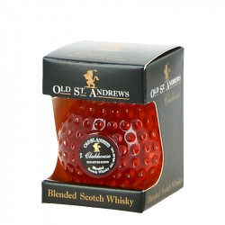 OLD St ANDREWS Balle de Golf Mignonnette de Whisky