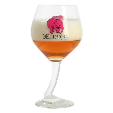 VERRE Ballon Bière DELIRIUM TREMENS