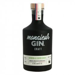 MONSIEUR GIN Gin issu de l'agriculture BIO