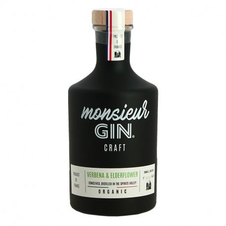 MONSIEUR GIN BIO SANS GLUTEN 70CL