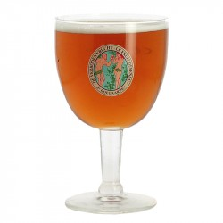 "VERRE A BIERE ""LE FRUIT DEFENDU"""