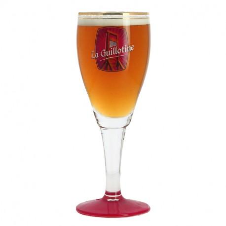 Verre à Bière La GUILLOTINE