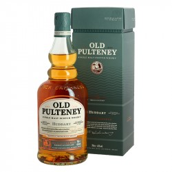 Whisky Old Pulteney HUDDART Highlands