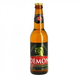 Bière du Démon Bière Blonde Forte 33 cl