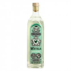 MENTILLA Menthe glaciale par Distillerie VRIGNAUD