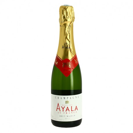Champagne AYALA demi bouteille champagne Brut 37.5 cl