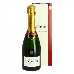 Champagne BOLLINGER Spécial Cuvée demi bouteille de Champagne