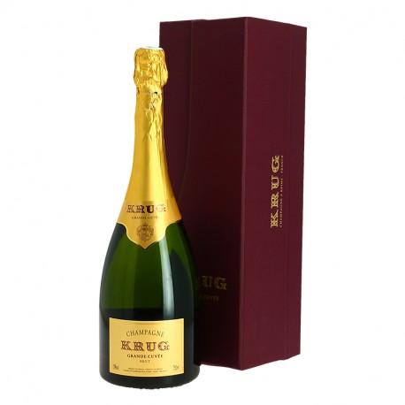 KRUG Grande Cuvée Champagne 75 cl