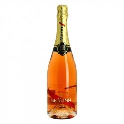CHAMPAGNE Rosé G H MUMM cordon rouge 75 cl