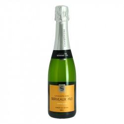 Demi bouteille Champagne SERVEAUX CARTE D'OR 37.5 cl