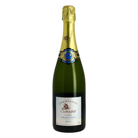 De SOUSA Champagne BRUT TRADITION