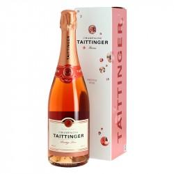Champagne TAITTINGER Rosé 75 cl