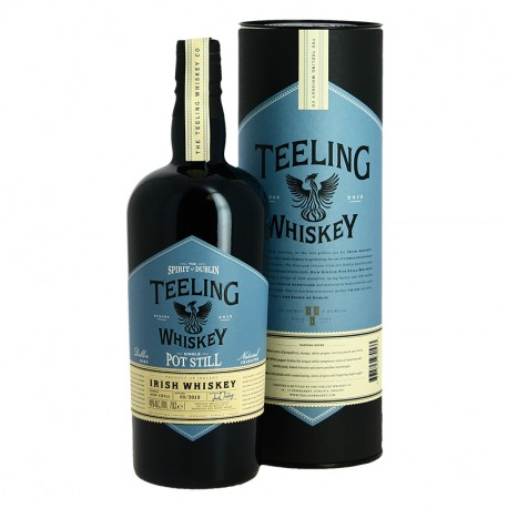 TEELING Pot Still REBORN Irish Whiskey